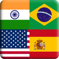 Flags Quiz Gallery : Quiz flags name and color  Flag 1.0.209 APK Cracked Downlaod – PRO for android