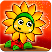 Flower Zombie War 1.2.6 APK Cracked Downlaod – PRO for android