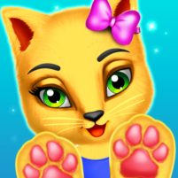 Fluffy Kitty Daycare – Animal Pet Salon & Caring 11.0 APK Cracked Downlaod – PRO for android