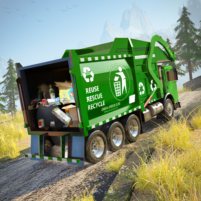 Grand Trash Truck 3D 1.1 APK Cracked Downlaod – PRO for android