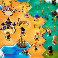 Hexapolis: Turn Based Civilization Battle 4X Game 0.0.77 APK Cracked Downlaod – PRO for android