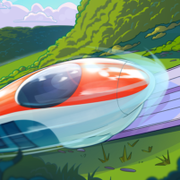 Idle Transport Trains 0.214 APK Cracked Downlaod – PRO for android