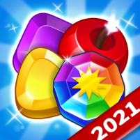 Jewels Match Blast – Match 3 Puzzle Game 1.1.1 APK Cracked Downlaod – PRO for android