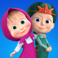 Masha and the Bear: Kids Learning games for free 1.0.35 APK Cracked Downlaod – PRO for android