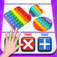 Pop It Fidget Trading 3D – Relaxing Toys Master 1.4 APK Cracked Downlaod – PRO for android