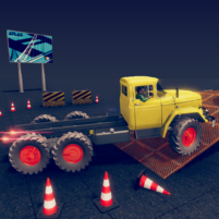 Pro Truck Parking Simulator 1.0 APK Cracked Downlaod – PRO for android