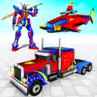 Real Shark Robot Car Game – Police Truck Robot 2.2 APK Cracked Downlaod – PRO for android