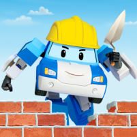 Robocar Poli: Builder! Games for Boys and Girls! 1.0.1 APK Cracked Downlaod – PRO for android