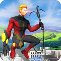 Rope Hero OG 1.8 APK Cracked Downlaod – PRO for android
