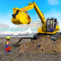 Stickman Airport City Builder 1.2 APK Cracked Downlaod – PRO for android