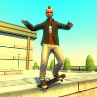 Street Lines: Skateboard 1.15 APK Cracked Downlaod – PRO for android