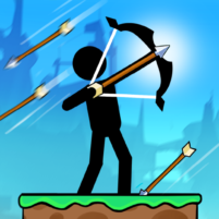 The Archers 2: Stickman Games for 2 Players or 1 1.6.6.0.7 APK Cracked Downlaod – PRO for android