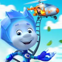 The Fixies Helicopter Game! Fiksiki Fixing Games! 1.6.4 APK Cracked Downlaod – PRO for android