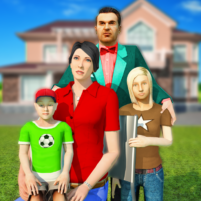 Virtual Family Simulator: house renovation games 1.1.3 APK Cracked Downlaod – PRO for android